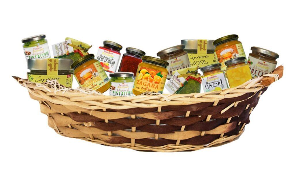 passioni siciliane Produzione di prodotti tipici Siciliani